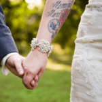 Cover up a tattoo for your wedding?