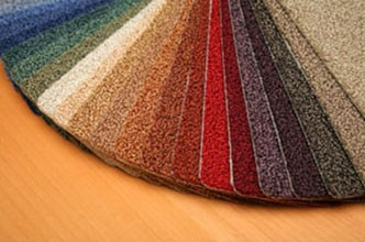Choosing carpet fibres