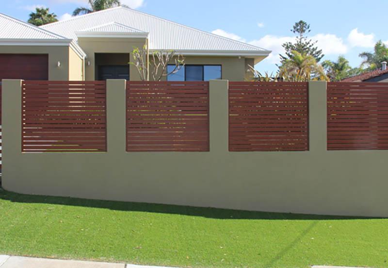 Perfect Garden Fence