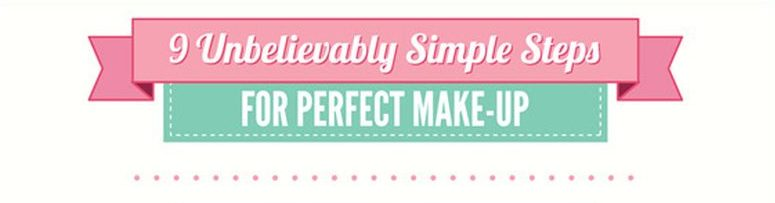 Simple Steps For Perfect Make-Up