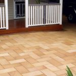 types of pavers clay paving