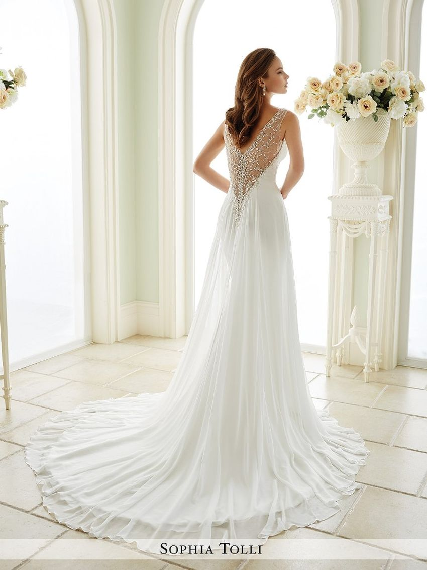 Wedding Dress Trends for 2017 Brides
