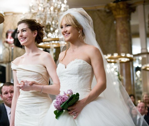 Bride Wars Movie Wedding Hairstyles