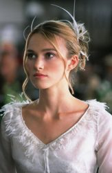 Keira Knightly Wedding Hair