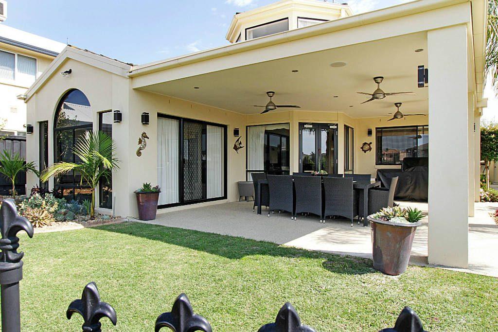 alfresco verandah extension
