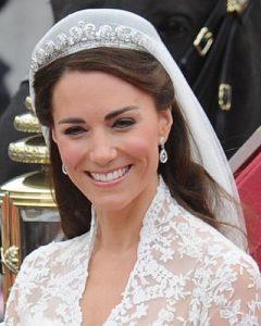 Kate Middleton's Wedding Hairstyle