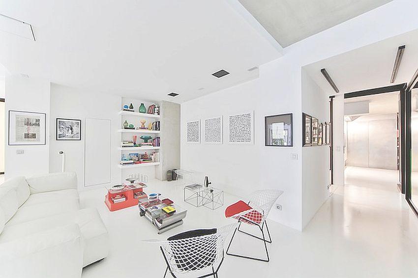 Scandinavian Style light room