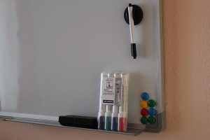 whiteboard office accessories