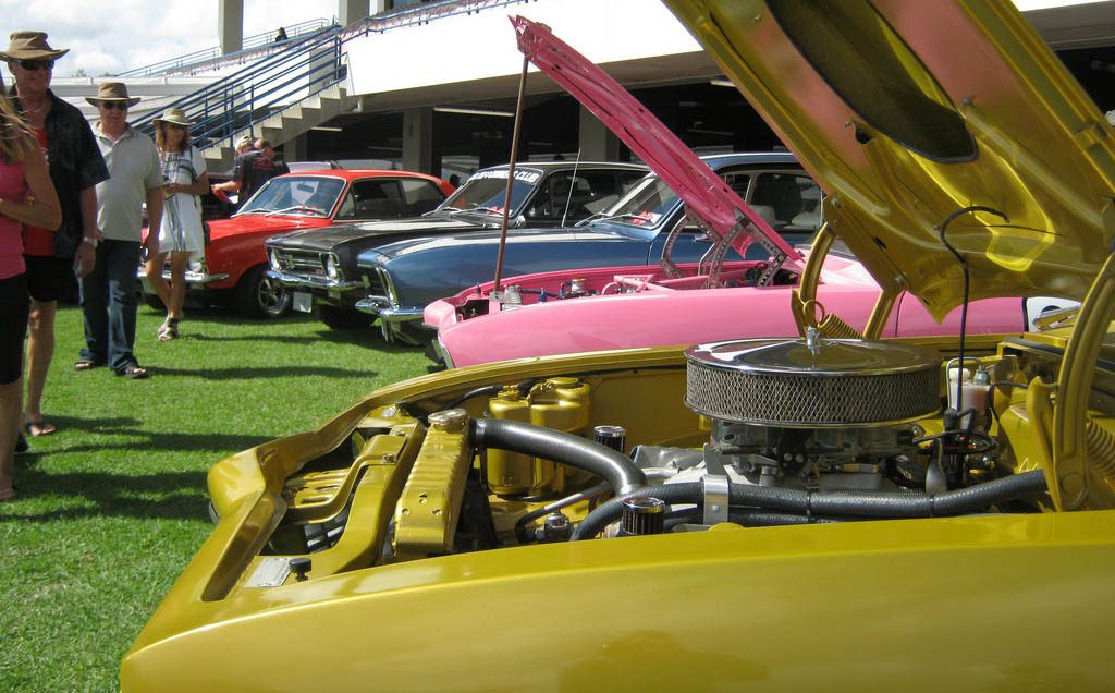 Classic Car Events In Australia To WatchSearchFrog - Classic car events