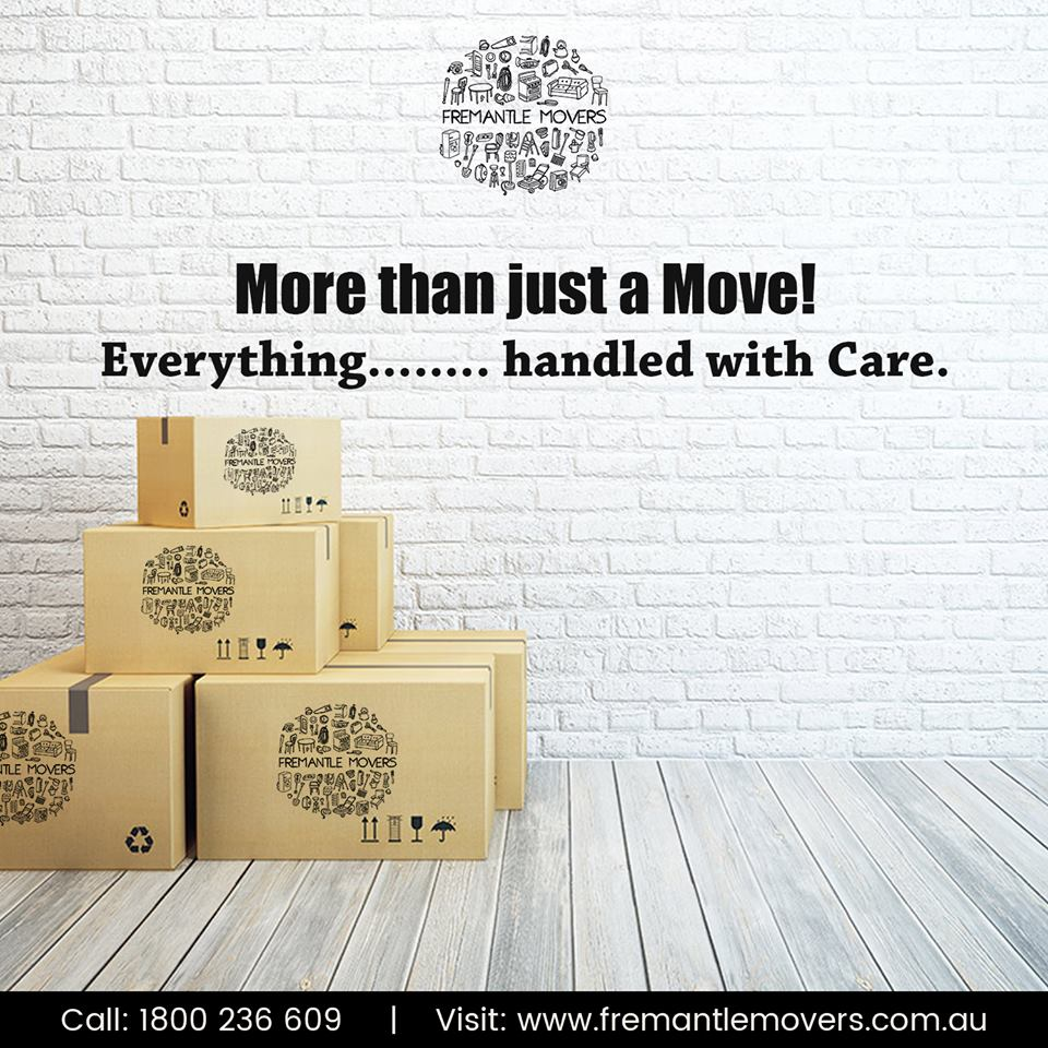 Fremantle Movers
