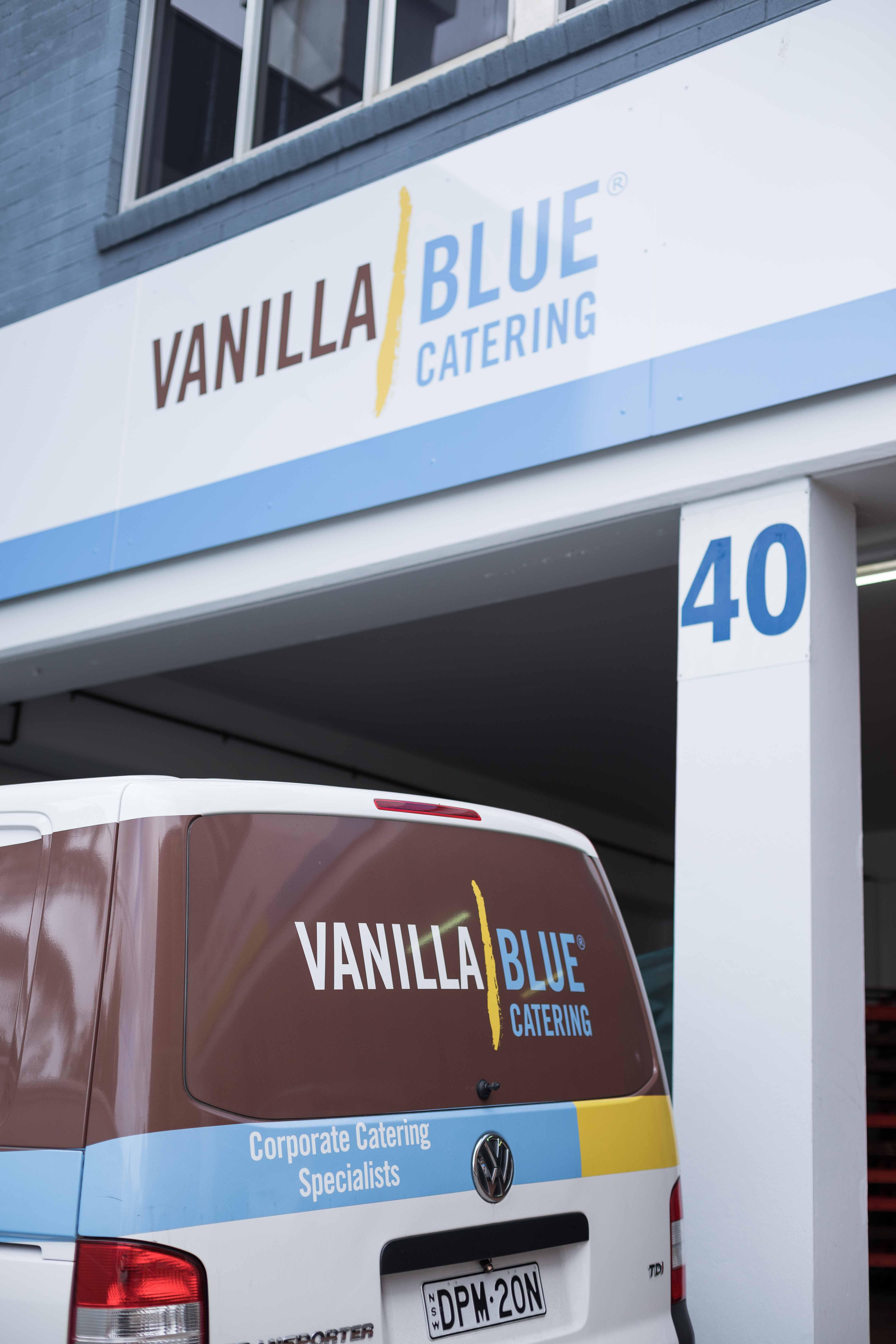 Vanilla Blue Catering