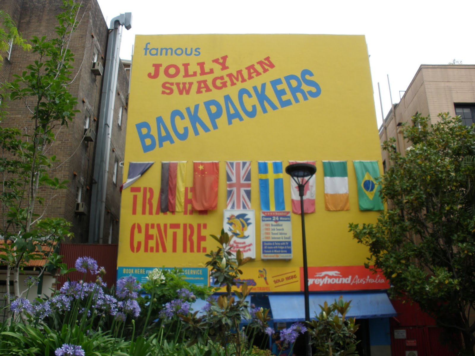 Jolly Swagman Backpackers Sydney