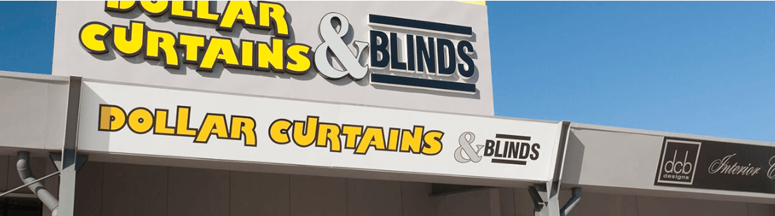 Dollars Curtains and Blinds –  Wodonga