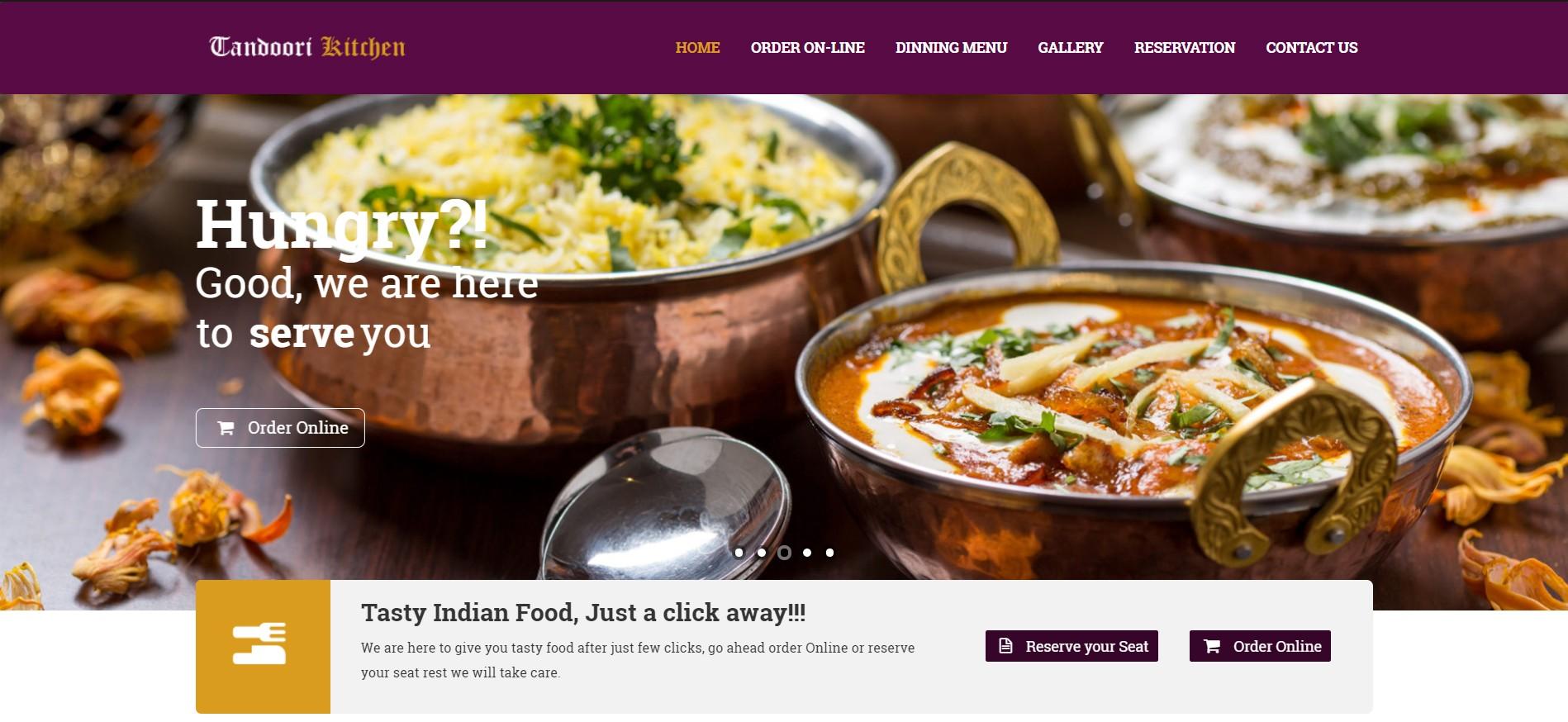 Tandoori Kitchen Review Ratings Information