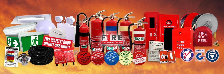 Fire Equipment Online Pty Ltd