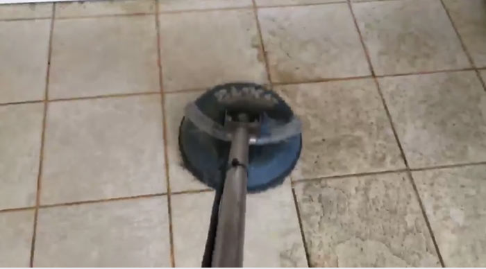 Deluxe Tile Cleaning