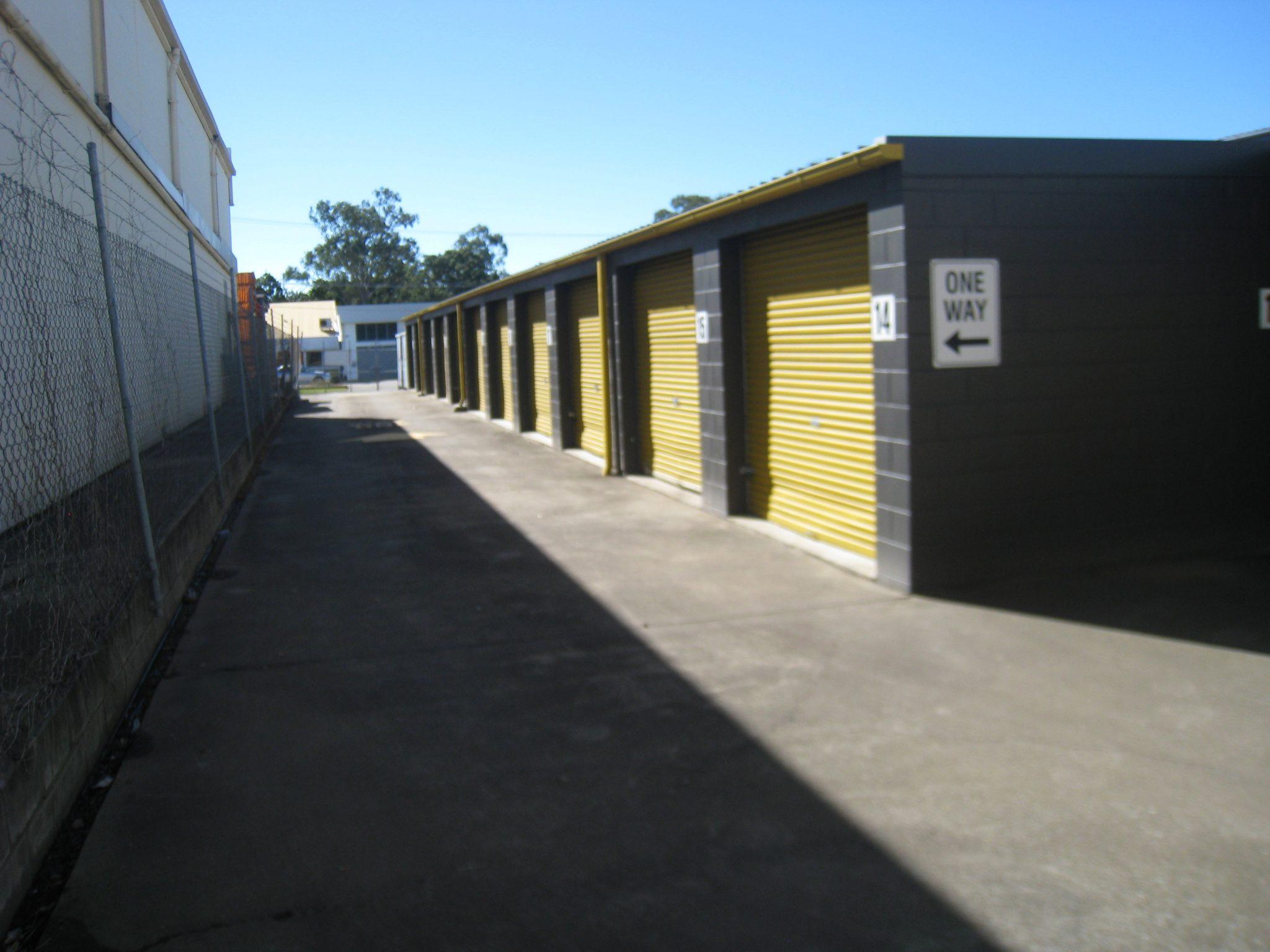 Preston Storage
