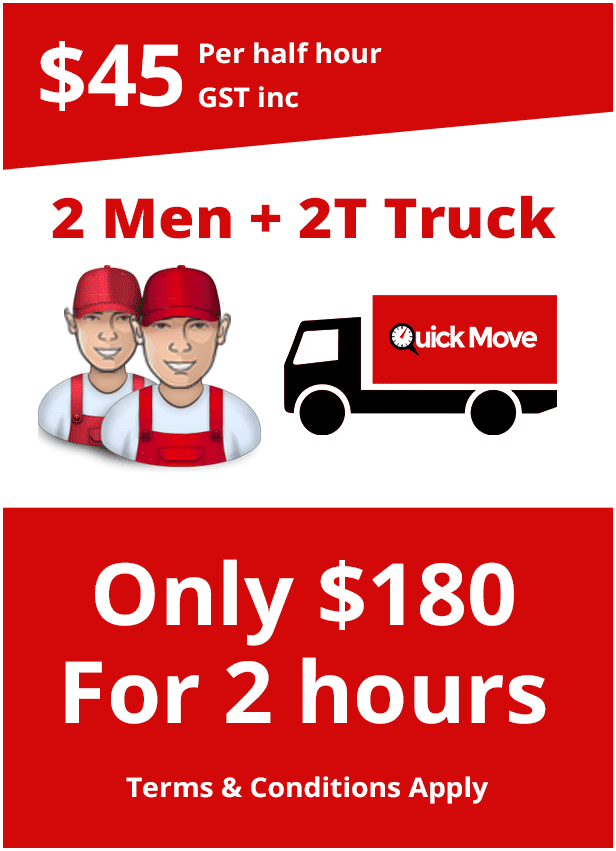 Quick Move Sydney Removalists
