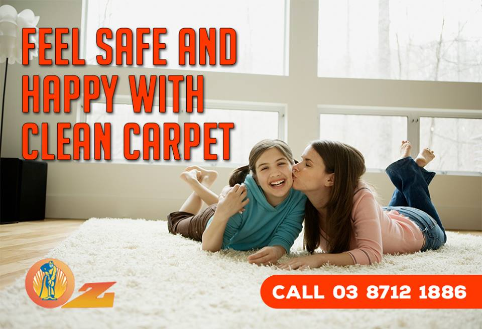 OZ Carpet Cleaning Solutions
