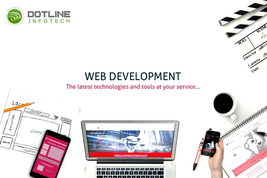 Dotline Infotech an Web Designing Company in Sydney