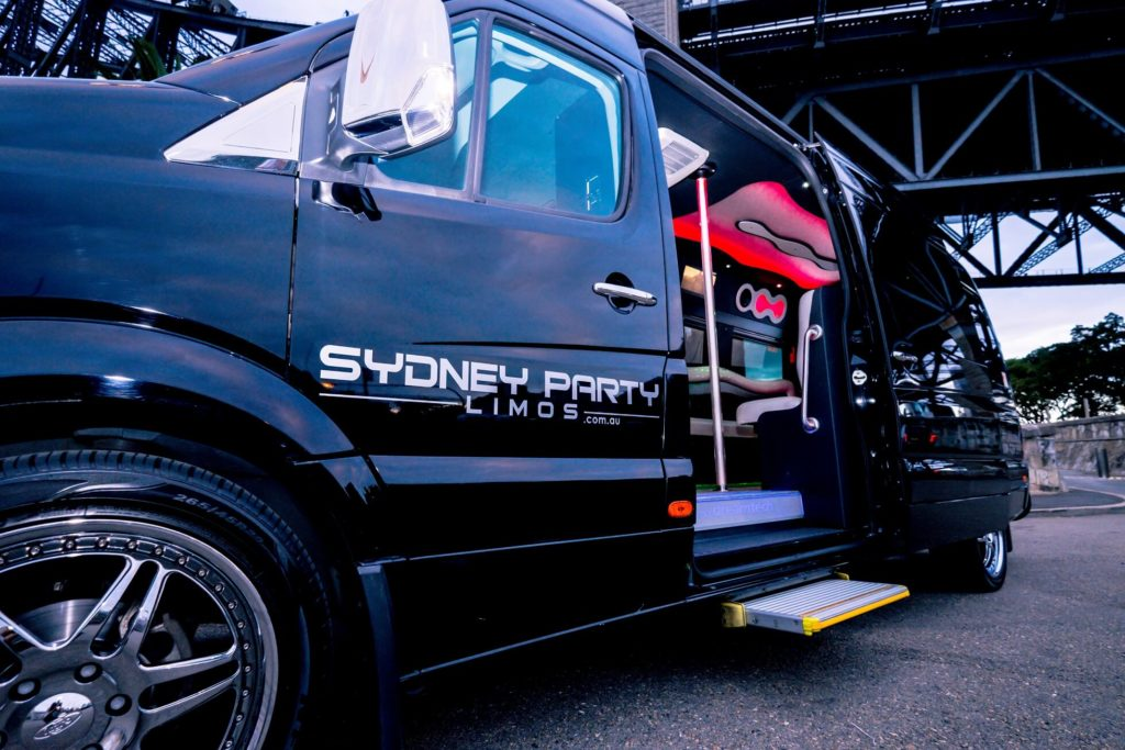 Sydney Party Limos