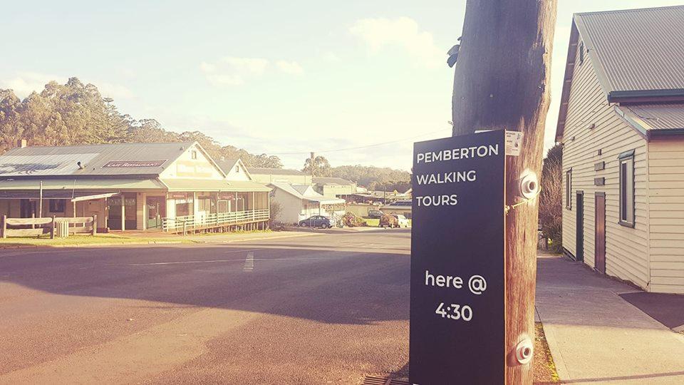 Pemberton Walking Tours