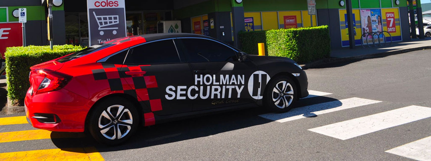 Holman Security