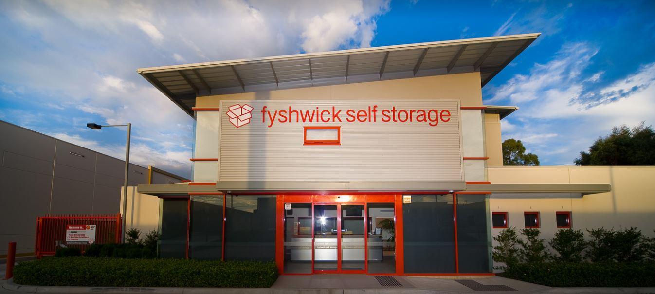 Fyshwick Self Storage