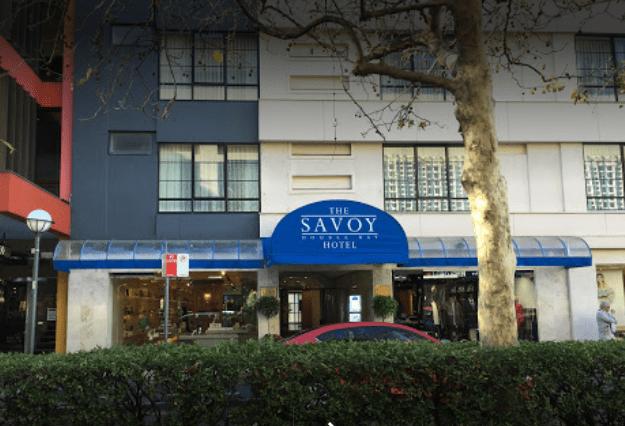 Savoy Double Bay Hotel Pty. Ltd.