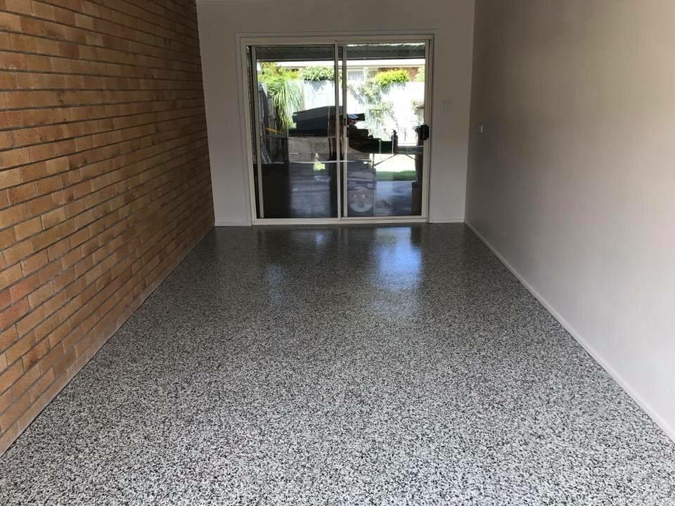 Bam Epoxy Flooring