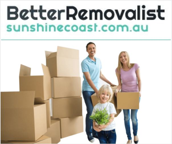 Better Removalists Sunshine Coast