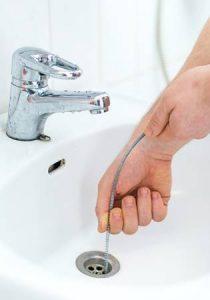 plumbing snake