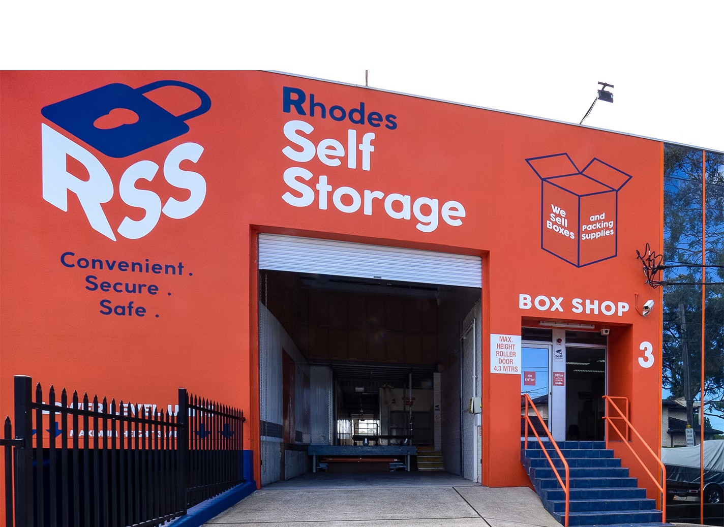 Rhodes Self Storage