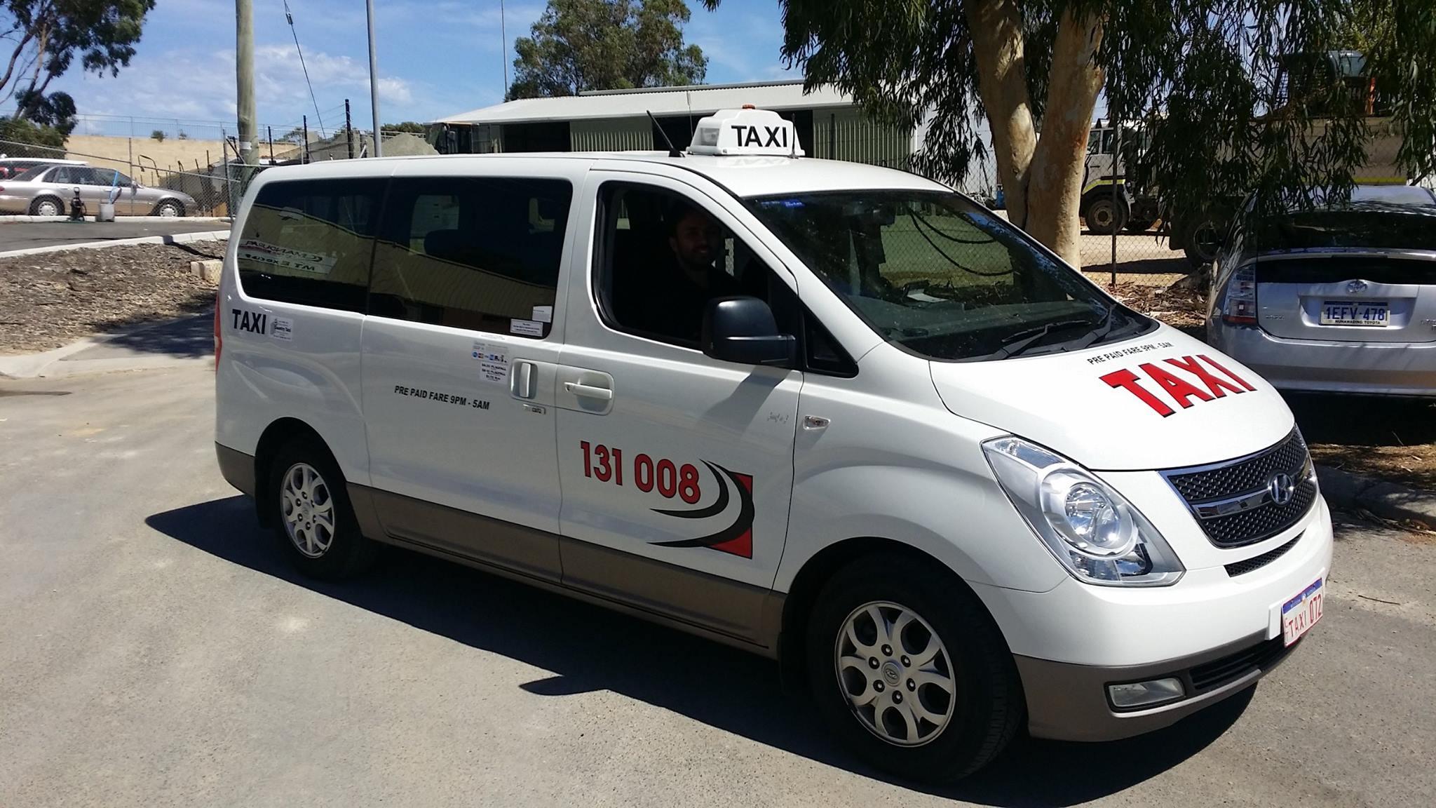 Mandurah Taxis