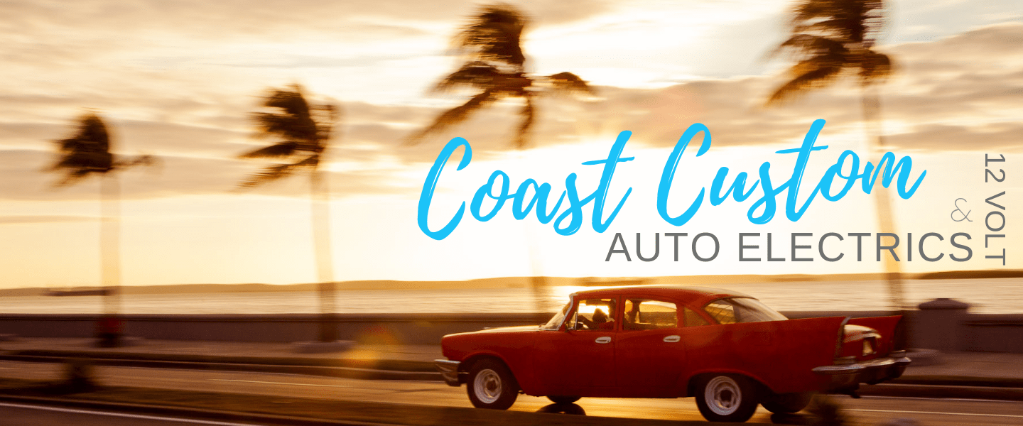 Coast Custom Auto Electrics