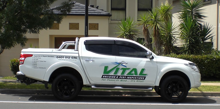 Vital Building and Pest Inspections