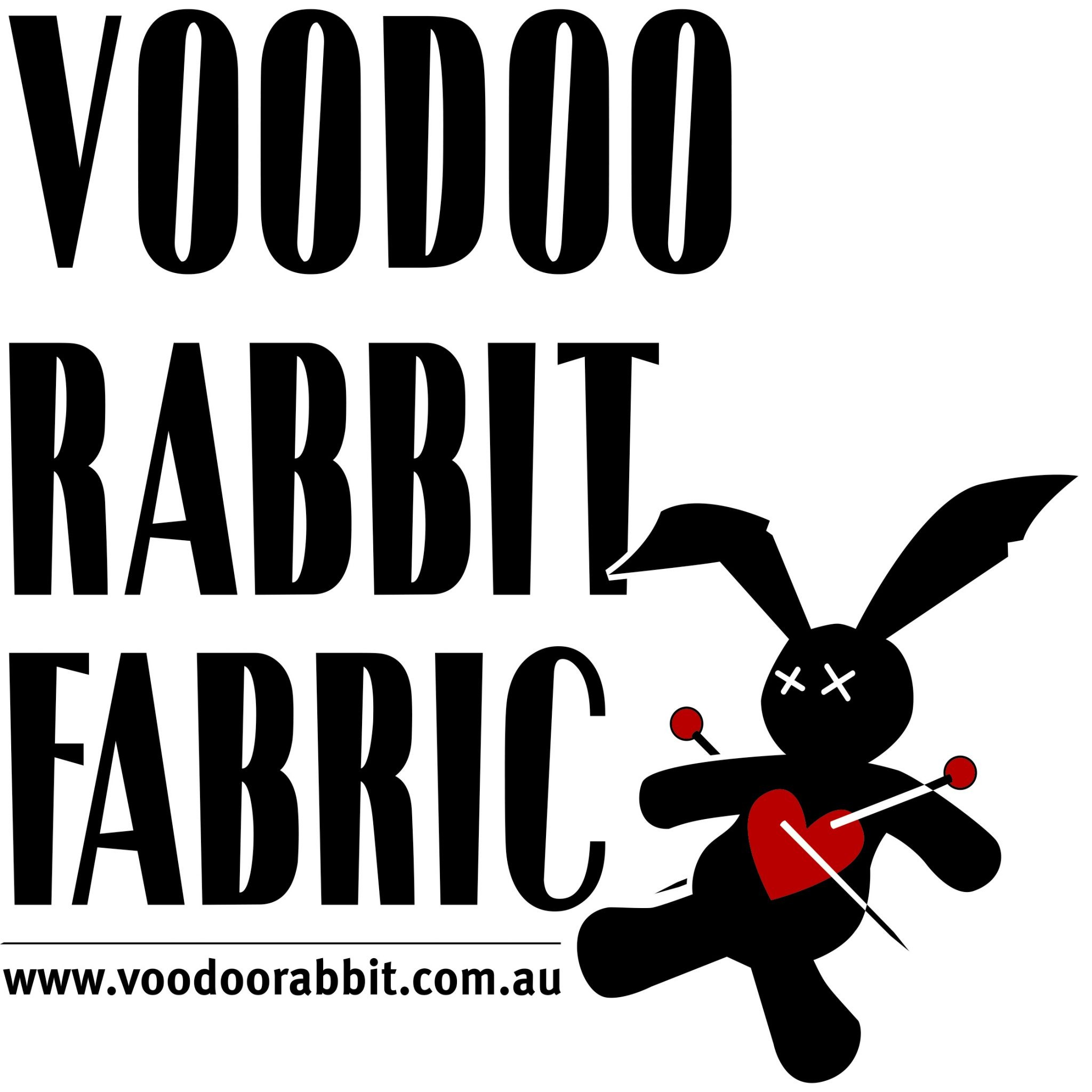 Voodoo Rabbit Fabric