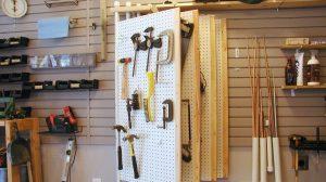 book tool rack