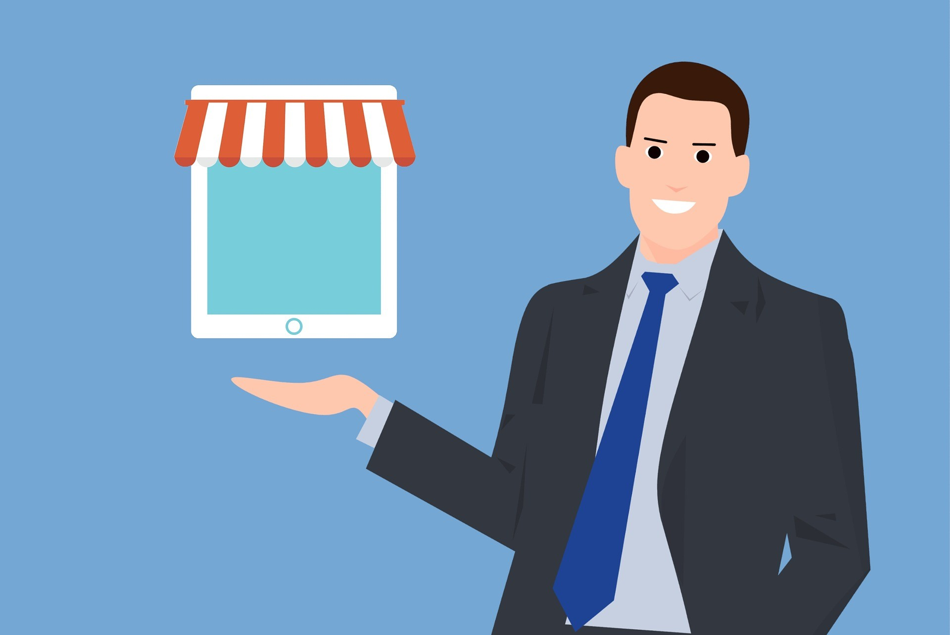 promote local business online