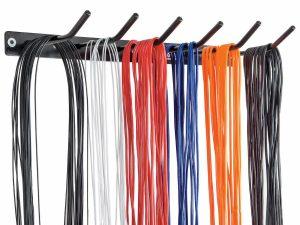 rope spool rack