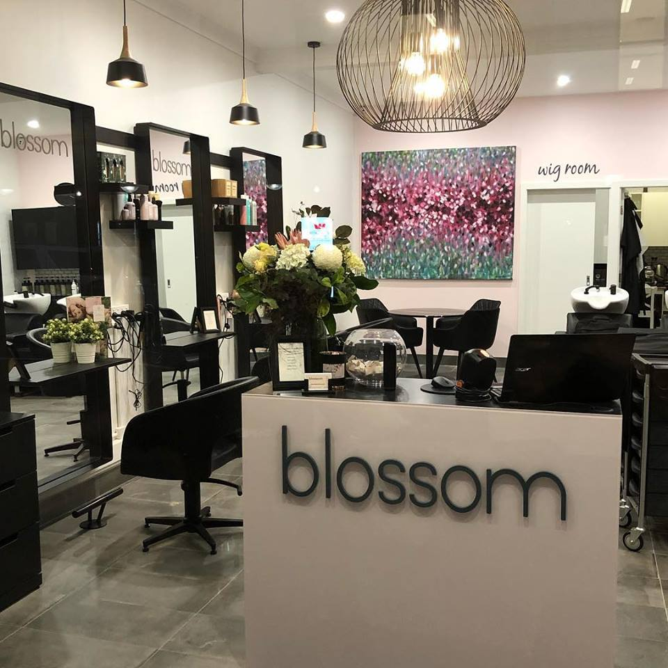 Blossom Hair Face Wigs