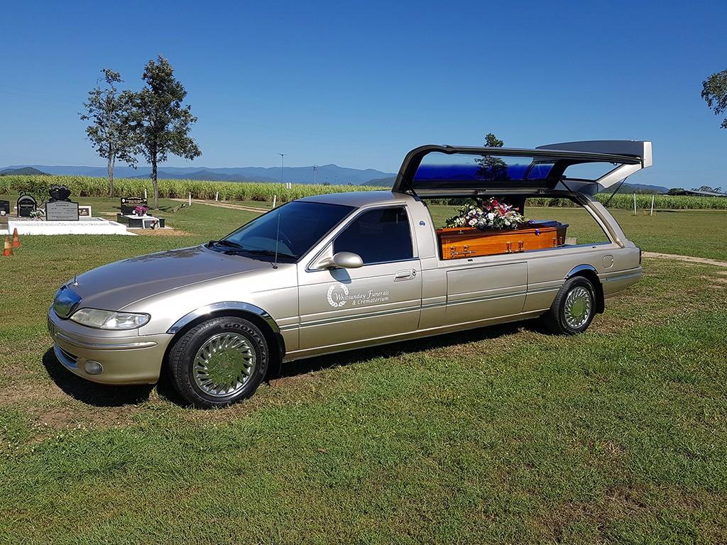 Mackay Whitsunday Funerals