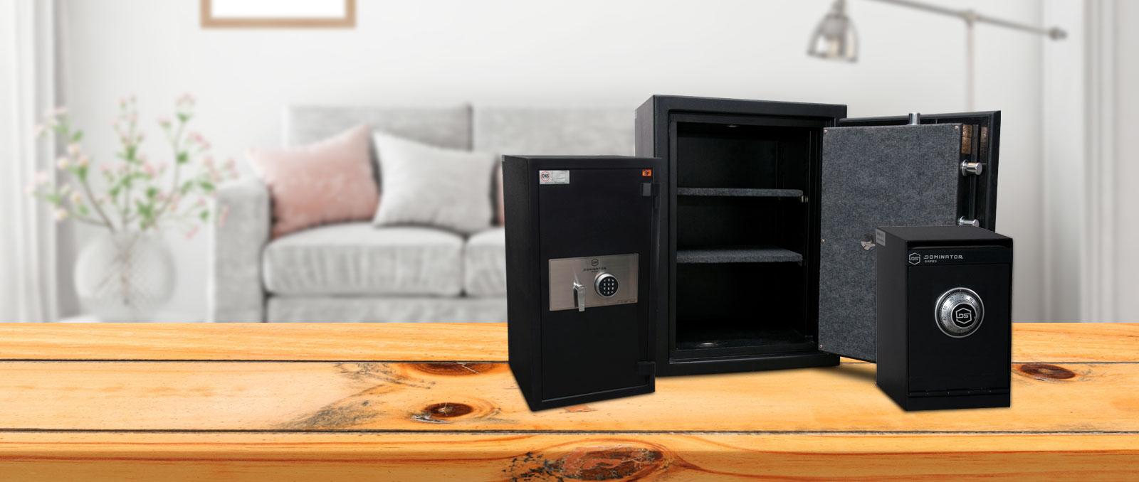 Dominator Safes