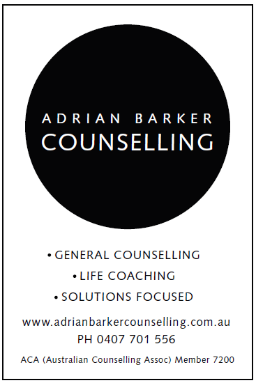 Adrian Barker Counselling