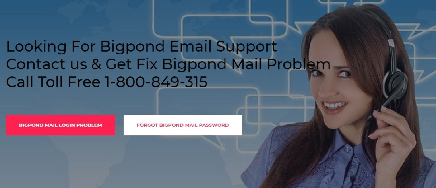 Bigpond Email Technical Support
