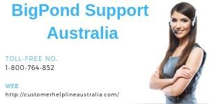 BigPond Support Australia