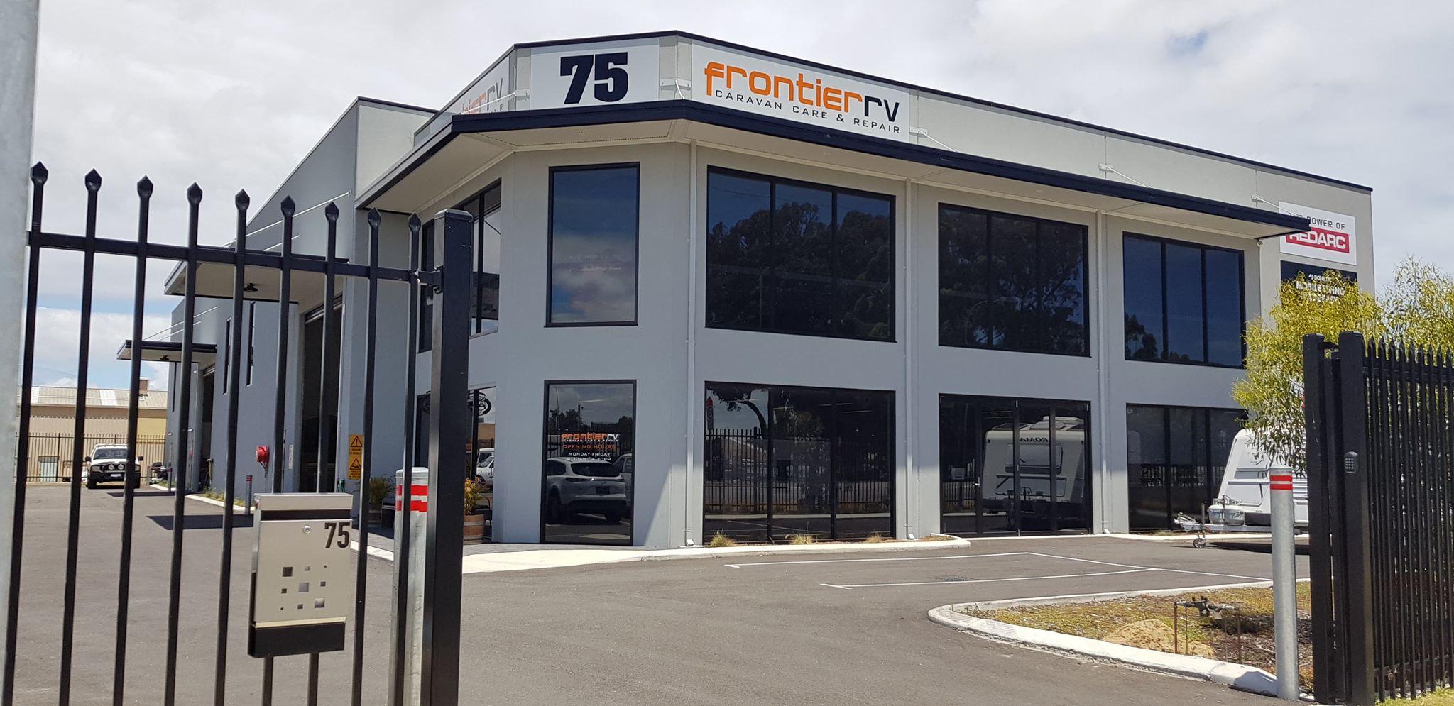 Frontier RV Pty Ltd