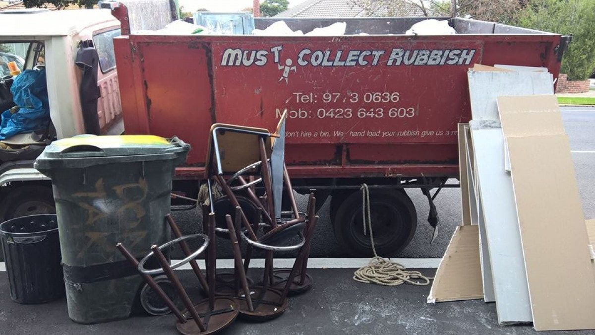 Must Collect Rubbish