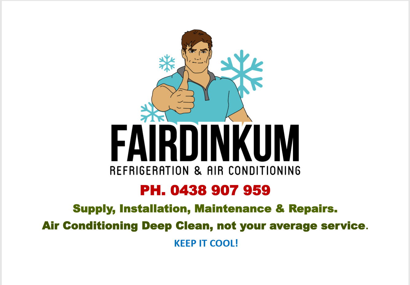 Fairdinkum Refrigeration and Air Conditioning