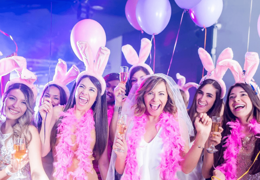 hens party games